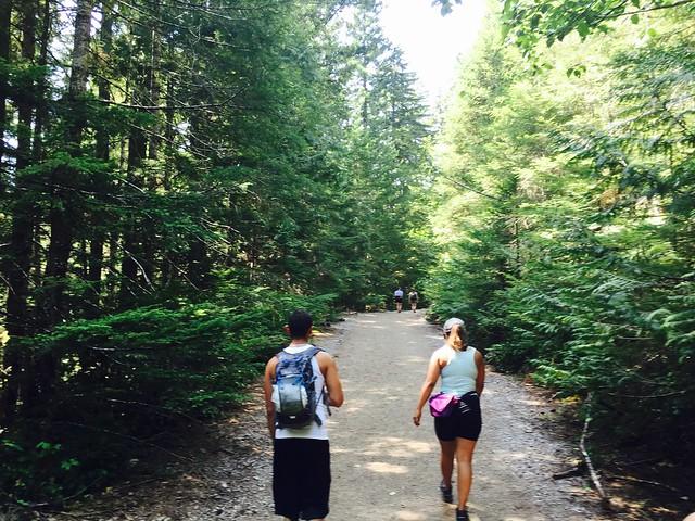 Appleton Pass Trail