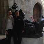 Loyola statue in Spain 2