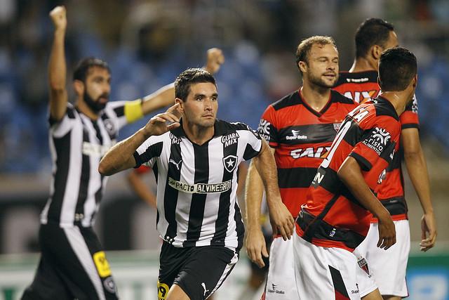 Botafogo x Atletico-GO