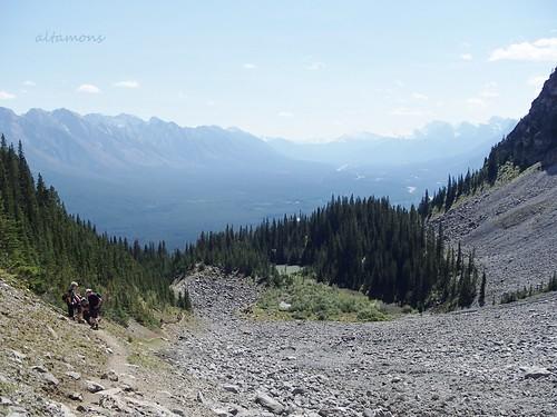 mountain canada mountains rockies hiking rocky canadian hike alberta banff rockymountains mountainview cascade scramble banffnationalpark scrambling mountainscape canadianrockies altamons