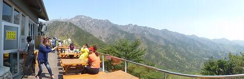 Co-Daegu-Parc Palgongsan-Montagne (3)