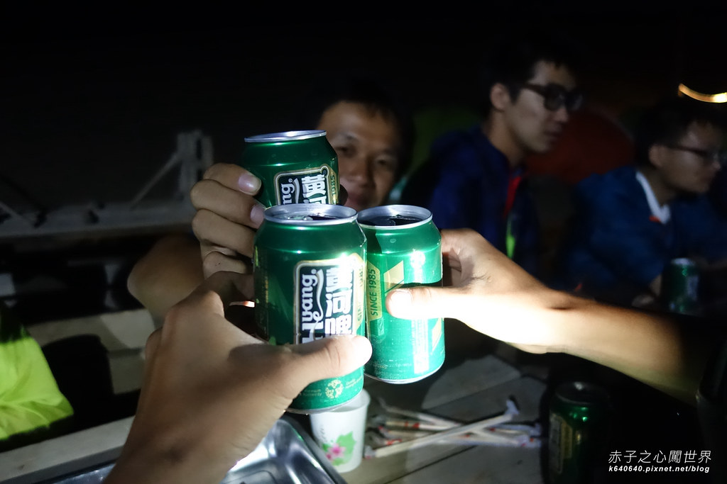 絲路-敦煌鳴沙山月牙泉-沙漠露營04
