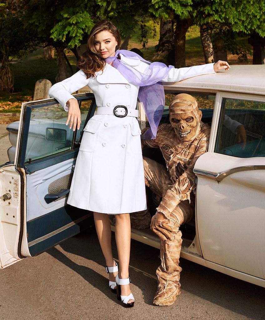 Миранда Керр — Фотосессия для «Harper's Bazaar» 2015 – 8
