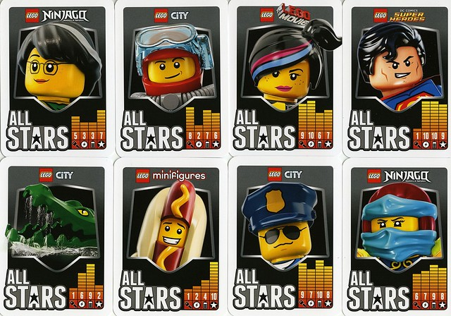 LEGO All Stars