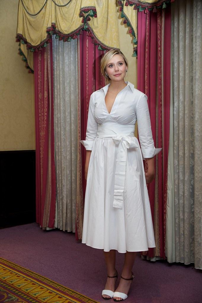 Элизабет Олсен — Пресс-конференция «I Saw the Light» на «TIFF» 2015 – 18