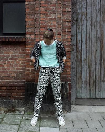 nieuwe broek