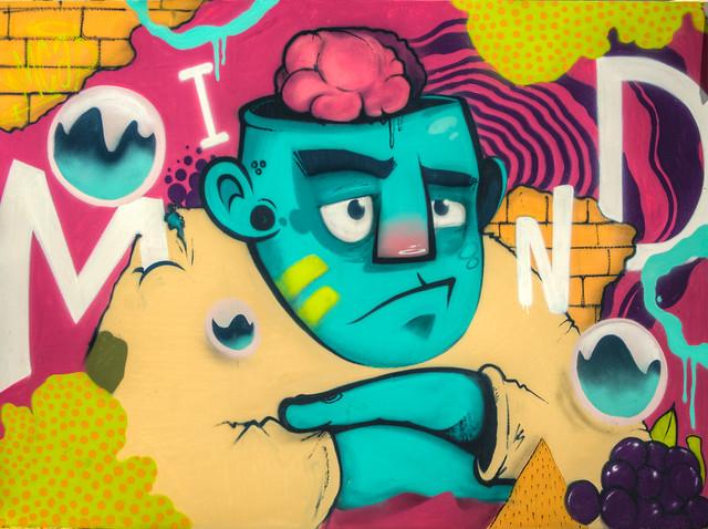 Casares Graffiti 2