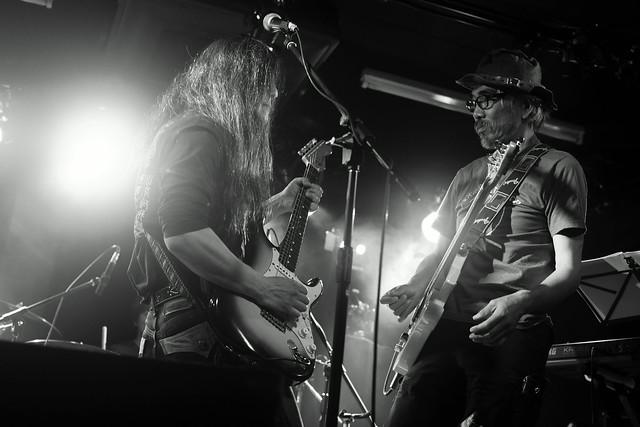 ファズの魔法使い live at 獅子王, Tokyo, 08 Oct 2015. 456