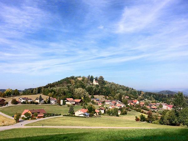 Blick auf Neurandsberg