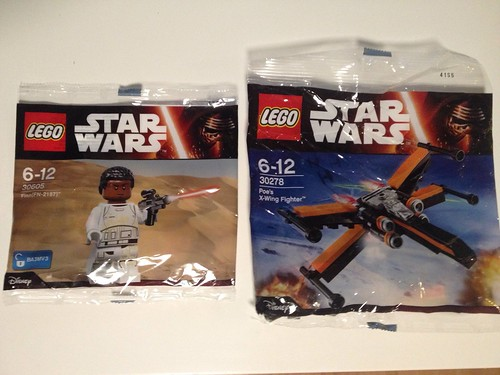 LEGO Star Wars The Force Awakens Polybags