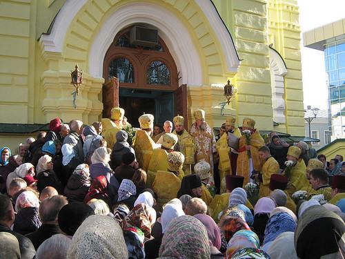 Свято-Воскресенському собору — 120 років