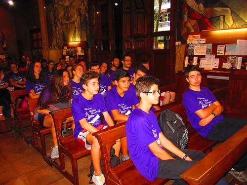 XIV Pujada Rocafort-Montserrat