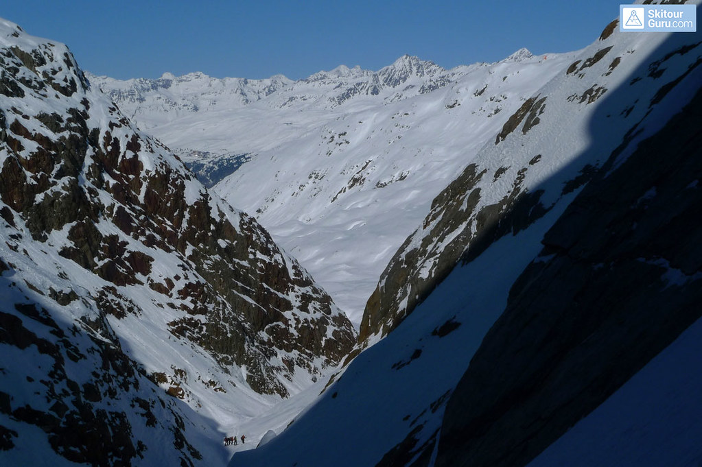 Schalfkogel E (Langtalereck H.) Ötztaler Alpen / Alpi Venoste Österreich foto 13