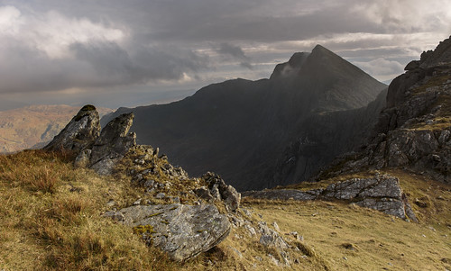 Y Lliwedd - The Birthplace of British Mountaineering