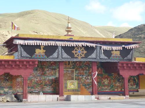 CH-Litang-Chode Gompa-Temple (7)
