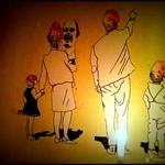 Kunst in der Wärmehalle Süd - Pupcrawl Südplatz Richtung Süden