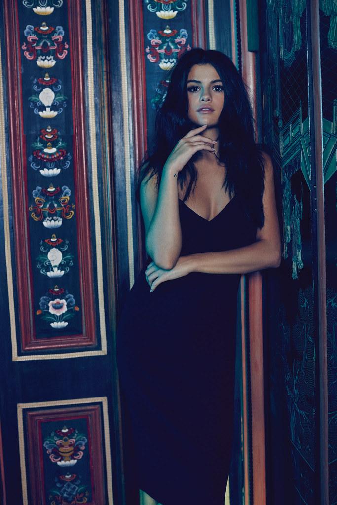 Селена Гомес — Фотосессия для «Billboard» 2015 – 4
