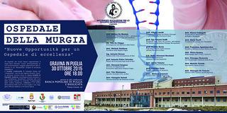 Casamassima-Ospedale della Murgia Un convegno per rilanciare la struttura-convegno ospedale web