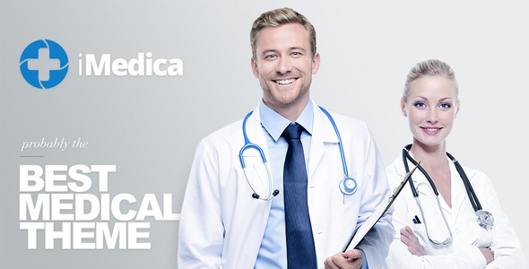 ThemeForest iMedica v3.0.2 - Responsive Medical & Health WP Theme