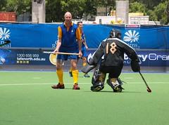 15SHDP065 - Australian Masters Hockey Cairns - Over 40s ACT vs WA