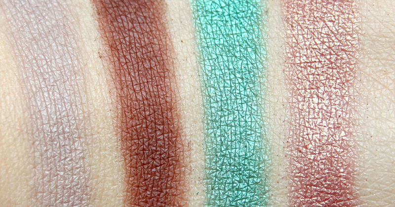 Urban Decay Vice4 swatch(4)