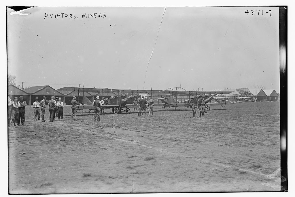Aviators, Mineola (LOC)