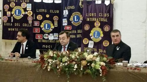 incontro lions club pugliesi