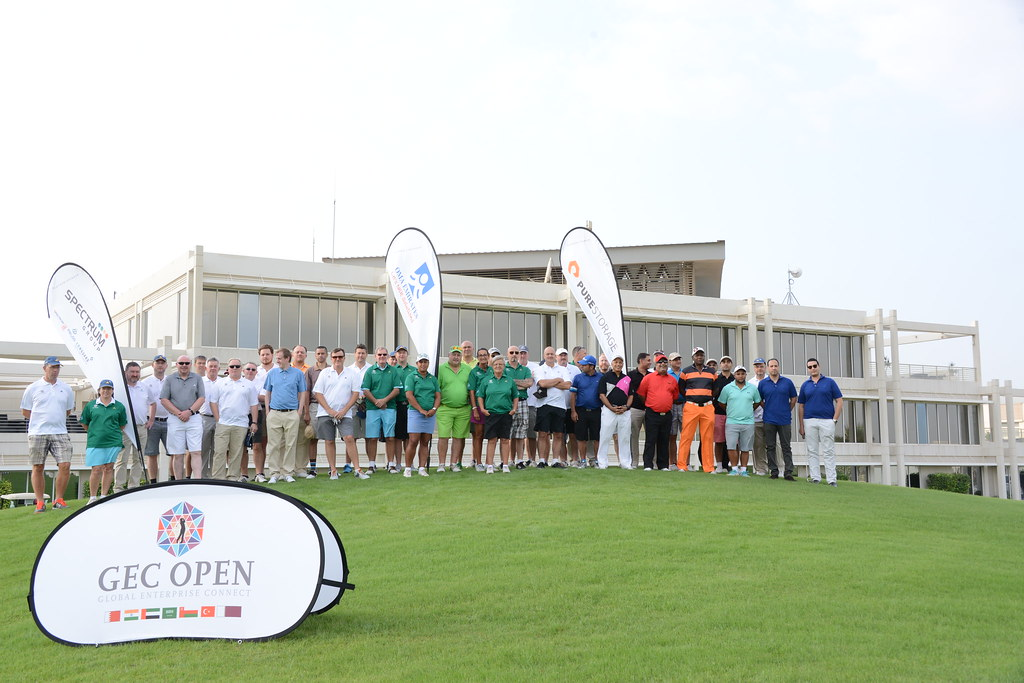 GEC Open Bahrain 2015 at Royal Golf Club