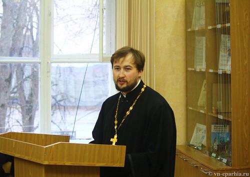 Священник Евгений Зайцев