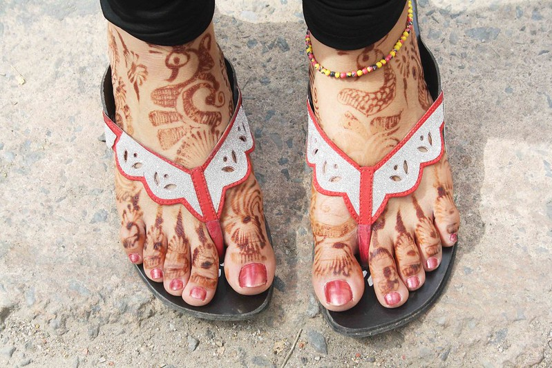 Photo Essay - Delhi Feet, Around Town
