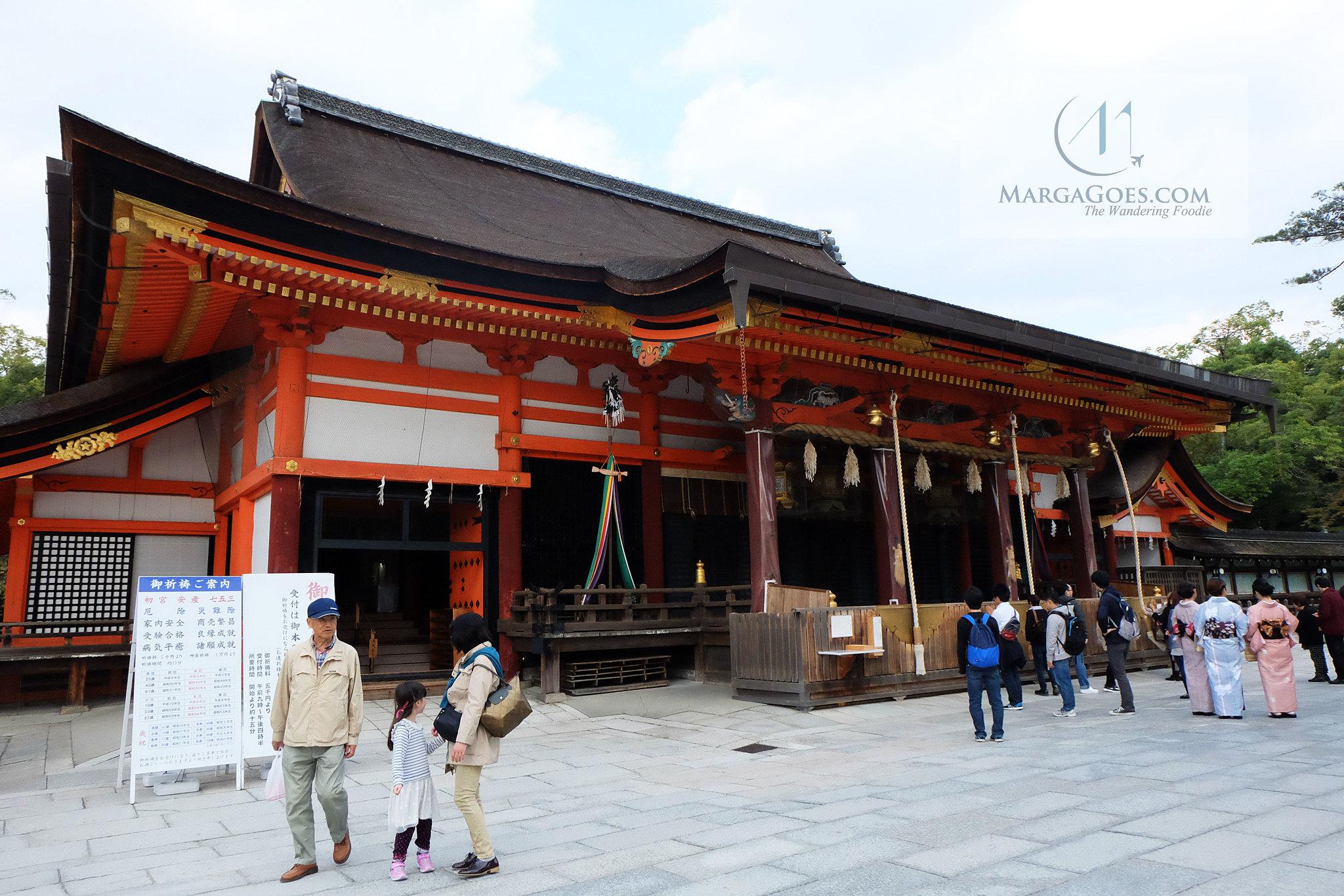 orange temples