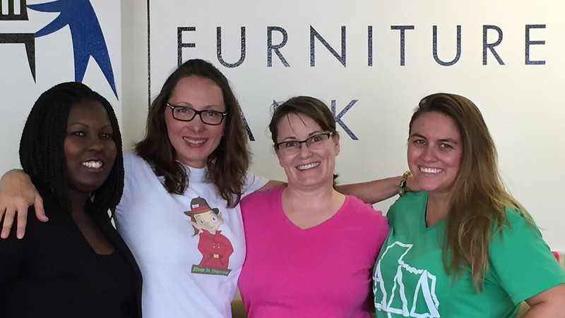 Elves in Disguise 2015: Dallas Furniture Bank