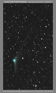 Comet C/2013 US10 (Catalina) on 2015-12-13 | by Pachacoti