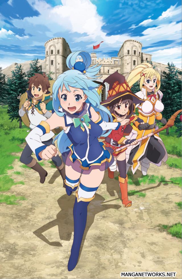 30835281084 c72488efda o [ Đề cử Anime ] 5 Light Novel được chuyển thể Anime cho mùa đông 2017