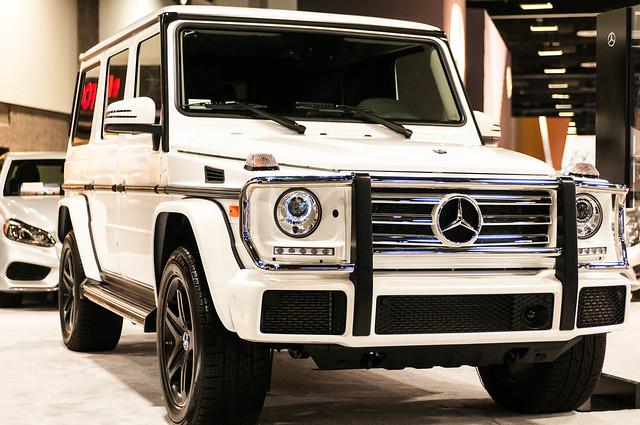 Mercedes Benz G-Class SUV