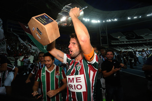 Fluminense x Flamengo - 04/03/2017