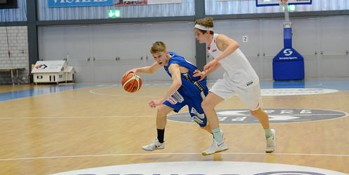 Grande Finale Fribourg Académie U16m -  Swiss Central Basket 9