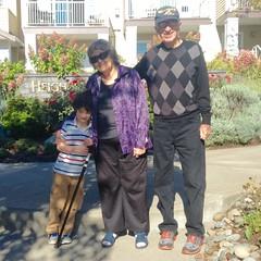 Grandpa & Nana Visit Plus More