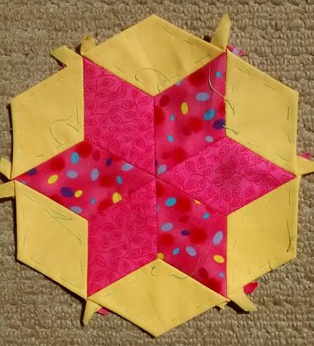Hexagon star #10