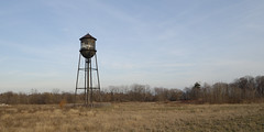 Lakeview Community water tower, c1910 - Long Branch, Mississauga, Ontario