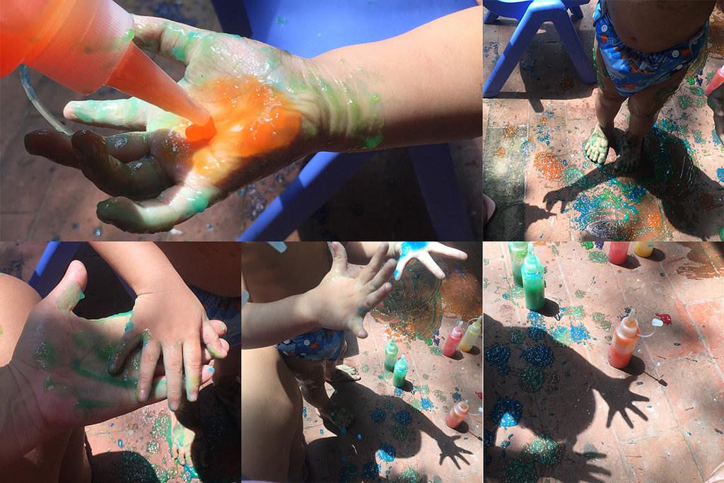 10 Splat Painting