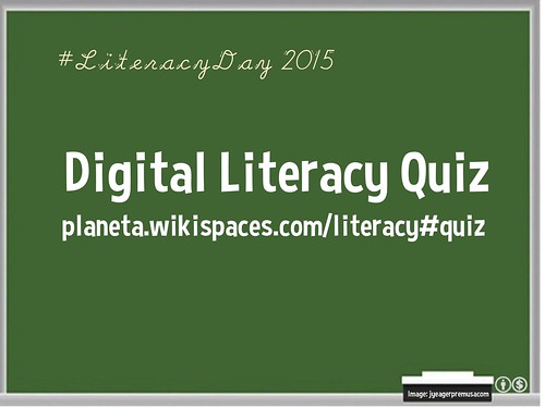 Digital Literacy Quiz