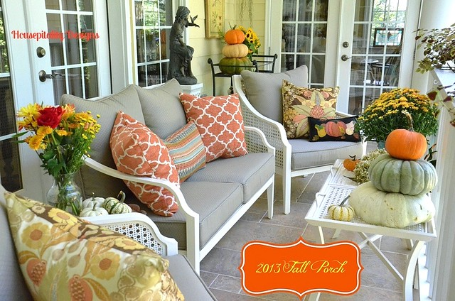 Fall Porch 2013 - Housepitality Designs