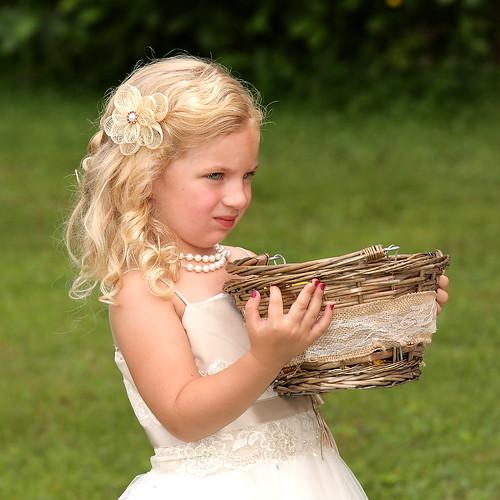 wedding white girl pretty flowergirl costello tylercostello