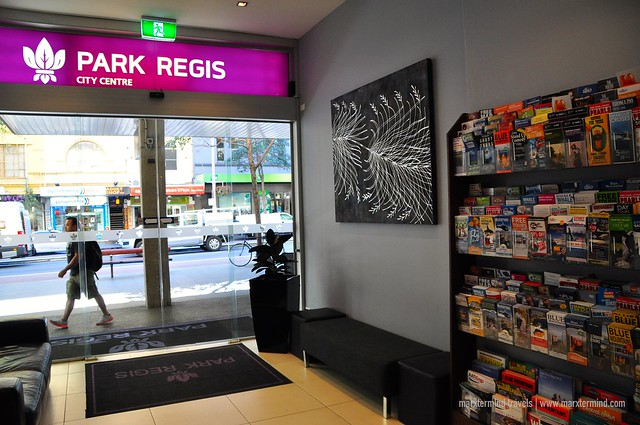 Park Regis City Centre Lobby