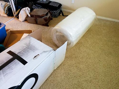 4 Remove mattress