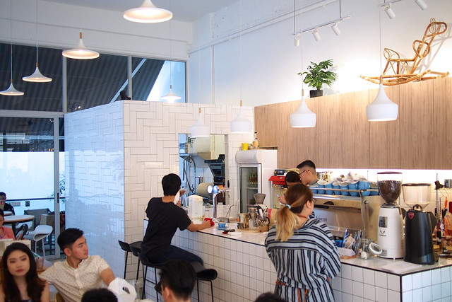 Five by FIve Cafe and Bar, Thomson V One, 9 Sin Ming Road, Singapore