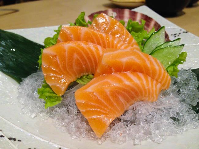 salmon-tako-sashimi