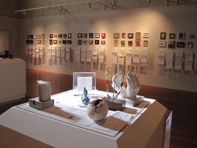 """Miniatures"" 2015 at the Monterey Museum of Art"