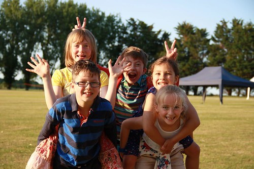 Boarders Summer Party